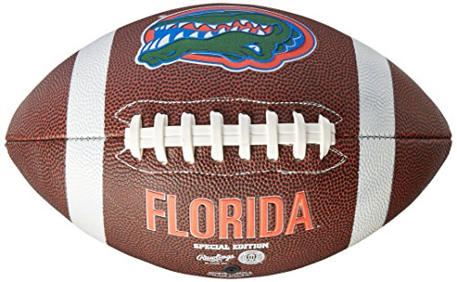 Size Football , Florida Gators, Brown, Full Size ()