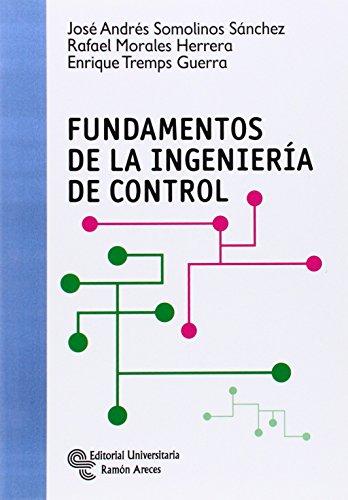 Descargar Libro Fundamentos De La Ingeniería De Control José Andrés Somolinos Sánchez