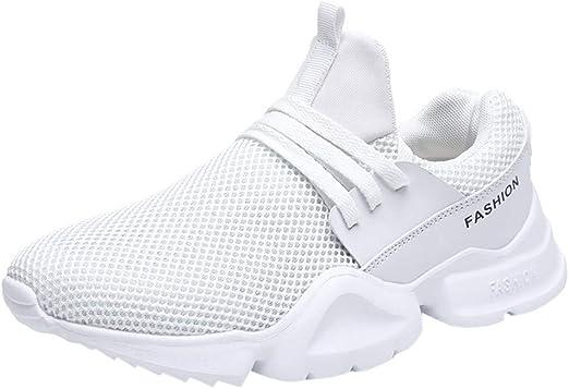 Zapatillas de Running para Hombre,Zapatillas de Deporte para Hombre,Zapatos para Correr Athletic: Amazon.es: Ropa y accesorios