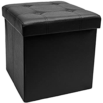 \u0027Sorbus Storage Ottoman \u2013 Collapsible/Folding Cube Ottoman with Cover\u2013Perfect Hassock  sc 1 st  Amazon.com & Amazon.com: \u0027Sorbus Storage Ottoman \u2013 Collapsible/Folding Cube ... islam-shia.org