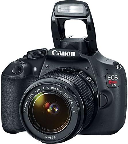 Canon Eos Rebel T5 18 Mp Dslr Kamera Efs 18 55 Mm Ef Camera Photo