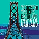 Live From The Fox Oakland [2 CD/DVD] ~ Tedeschi Trucks Band Cover Art