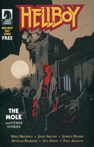 Read Online Hellboy : The Mole and Other Stories (Dark Horse Comics) pdf