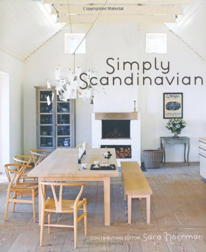 Simply Scandinavian for sale  Delivered anywhere in USA