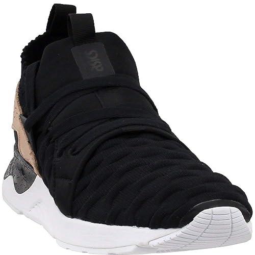 ASICS Mens Gel-Lyte V Knit Athletic   Sneakers Black 51be169242