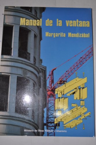 Descargar Libro Manual De La Ventana Margarita Mendizabal