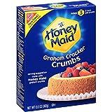 Honey Maid Graham Cracker Crumbs, 13.5 Ounce