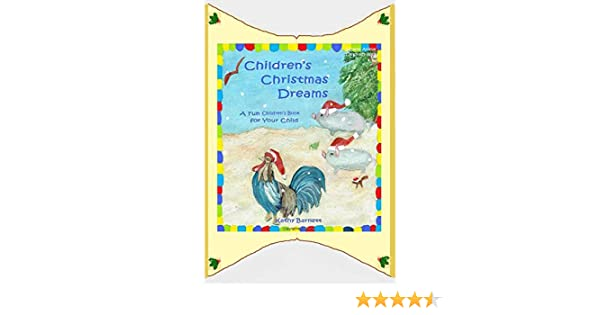 Childrens Christmas Dreams: A Fun Picture Book for Your Child