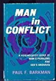 img - for Man in conflict, book / textbook / text book
