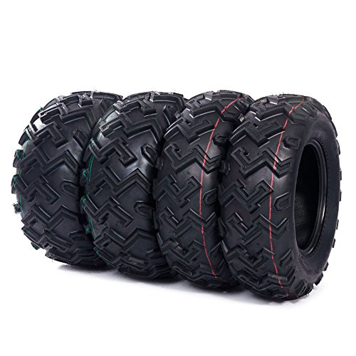 atv mud tire package - 1