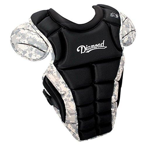 Diamond iX5 Camo Catcher's Chest Protector 16.5 Inch DCP-iX5 LG