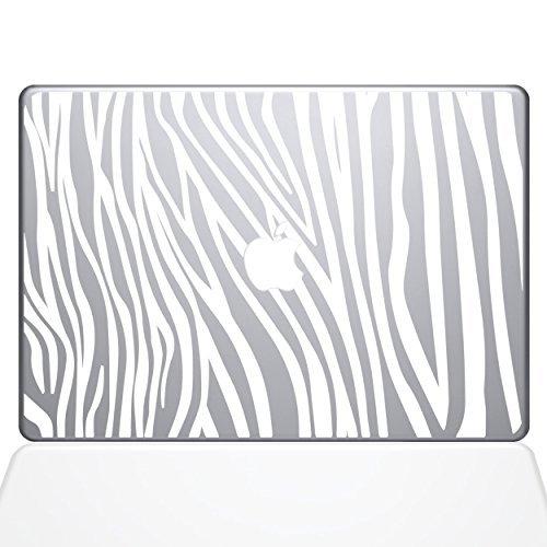 世界的に有名な The Decal Guru Newer) 2046-MAC-13X-W Zebra Stripes MacBook Decal Vinyl The Sticker White 13 MacBook Pro (2016 & Newer) [並行輸入品] B078FBT9SC, 高橋芳郎タンス店:dcc73f08 --- a0267596.xsph.ru