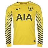 2017-2018 Tottenham Home Nike Goalkeeper Shirt (Yellow) - Kids