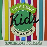 THE ULTIMATE KIDS COLLECTION - VARIOUS ARTISTS