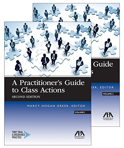 A Practitioner's Guide to Class Actions (English Edition)