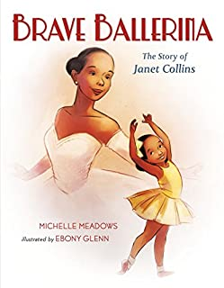 Book Cover: Brave Ballerina: The Story of Janet Collins