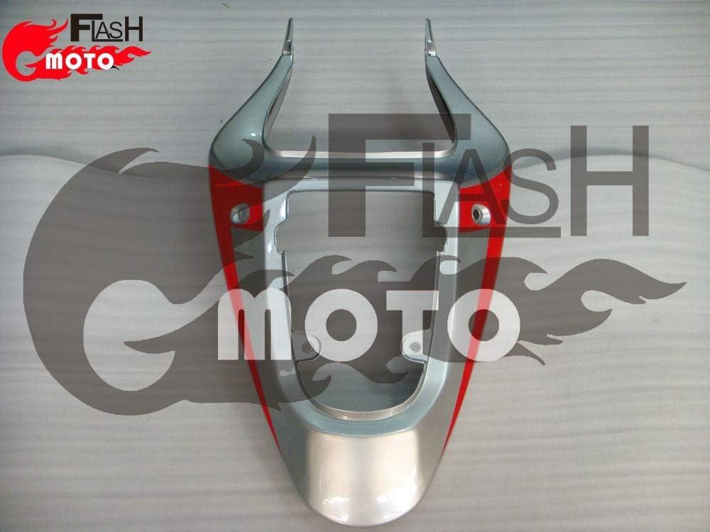 FlashMoto Fairings for Suzuki GSX R600 R750 2001 2002 2003 Painted Motorcycle Injection ABS Plastic Bodywork Fairing Kit Set Black /£/¬ Silver