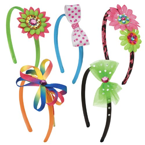 ALEX Toys DIY Wear So Many Headbands, 10 headbands ()