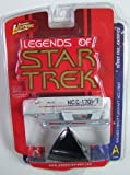 Johnny Lightning Legends of Star Trek Series 5 Sacrifice Galileo Shuttlecraft USS Enterprise NCC-1701/7