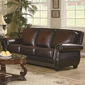 Coby Brown Sofa