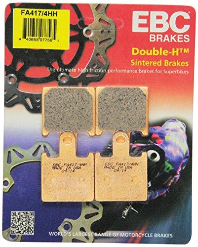 Atv Catalog Parts Yamaha (EBC Brakes FA417/4HH Disc Brake Pad Set)