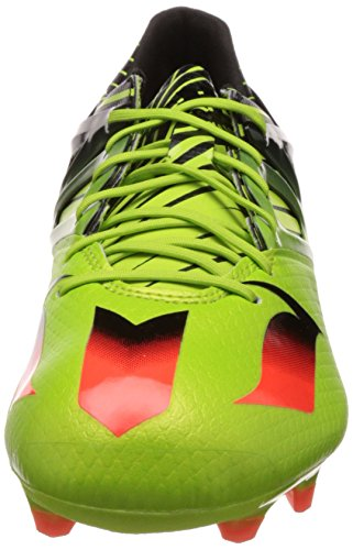 Jaune Semi Solar Football Slime de Core 1 adidas Solar Black Homme Red Messi 15 Chaussures wz4qwx08T