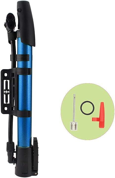 Bomba Bicicleta Bombas Bicicleta Bicicleta de Carretera de la Bomba Bombas de Ciclo para Bicicletas Bicicleta Bombas Bicicletas Bombas Blue,Free: Amazon.es: Deportes y aire libre