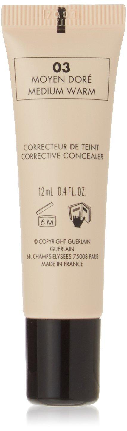 Guerlain Anti-cernes Correttore Anti-occhiaie, 3 Moyen Dore - 12 ml W-C-11538