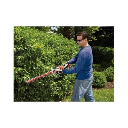Black & Decker 40-Volt Lithium-Ion PowerDrive Lightweight Hedge Trimmer and Edger Outdoor Power Tools