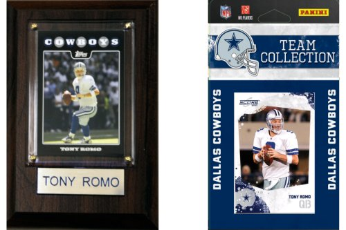 Mlb Card Plaques (NFL Dallas Cowboys Fan Pack)