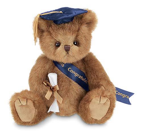 Bearington Smarty Class of 2019 Graduation Plush Teddy Bear, 10 inches