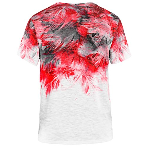 Blowhammer T-Shirt Herren - Red Wind Tee