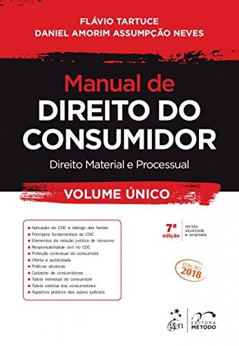 Manual de Direito do Consumidor. Direito Material e Processual