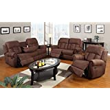 Amazoncom Recliner Living Room Sets Living Room Furniture - Living room sets with recliners