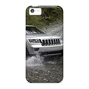 High Quality Gr Cherokee Splash Case For Iphone 5c / Perfect Case