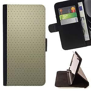 Momo Phone Case / Flip Funda de Cuero Case Cover - Simple patrón de 19 - Samsung Galaxy S6 Active G890A