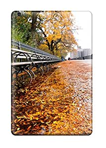FhxMdLq516UMbEv Annie T Crawford Soaked Autumn Leaves Durable Ipad Mini/mini 2 Tpu Flexible Soft Case