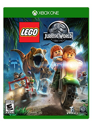 LEGO Jurassic World - Xbox One Standard - Mall Paddock