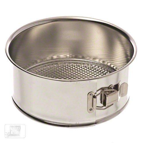 Browne (746061) 8'' Polished Tin Spring Form Cake Pan