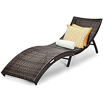 Amazon Com Keter Set Of 2 Pacific Sun Lounge Outdoor