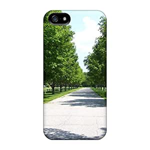Iphone 5/5s Cases Covers Pretty Driveway Cases - Eco-friendly Packaging