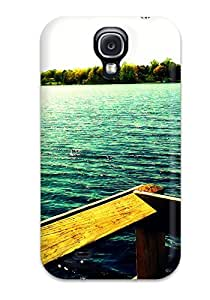 Sanp On Case Cover Protector For Galaxy S4 (scenic)
