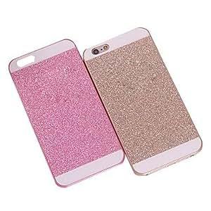 YULIN suave brillo Bling TPU Funda para el iPhone 5 / 5s (colores surtidos) , Silver