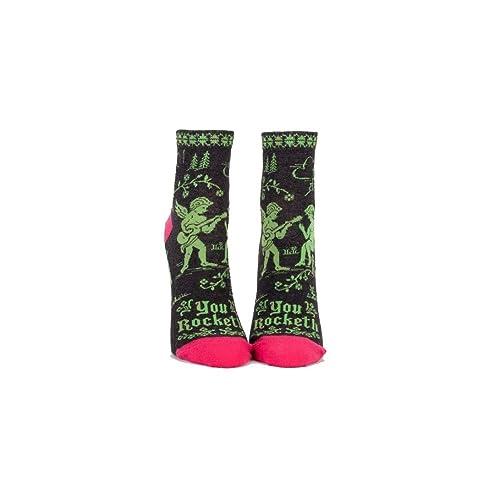 Blue Q Ankle Socks