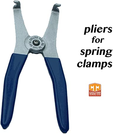 Woodworking 8 To A Package 7//8 to 1-3//16 TOFL Miter Spring Clamps Crown Molding 7//8 to 1-3//16 Miter Spring Clamp Wood Trim and More Picture Frames