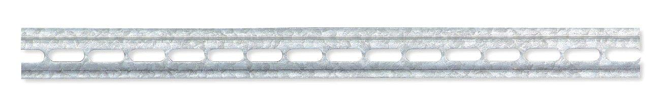 Square D Mounting Channel, Standard, 12.00'' Length, 0.81'' Width, 0.22'' Height - 9080GH112 ( Pack of 10 )