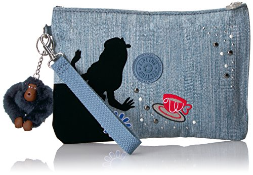 Kipling Disney Alice in Wonderland Collection Cheshire Dreams Electronico Pouch