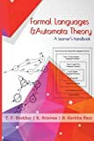 img - for Formal languages & Automata Theory book / textbook / text book