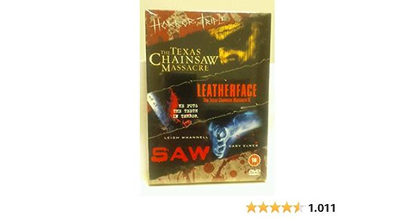 Texas Chainsaw Massacre/...... [Reino Unido] [DVD]: Amazon.es ...