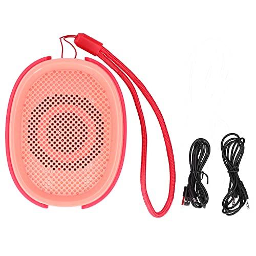 Multimedia Bluetooth-luidspreker, met Bluetooth 5.0-technologie Draadloze Stereo Draagbare Audio Subwoofer Luidspreker…